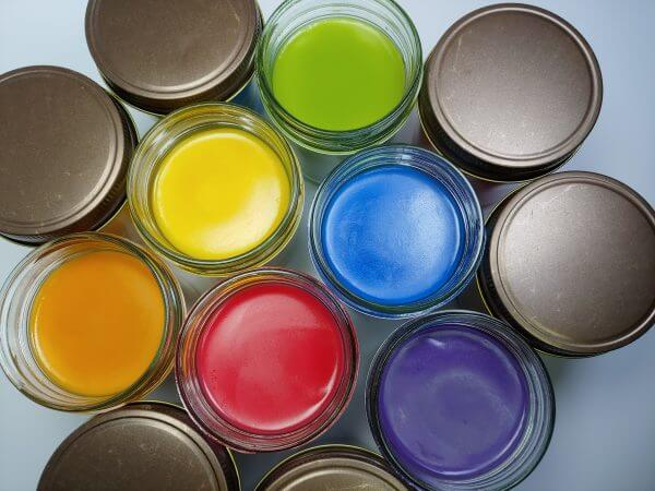 Six Color Set