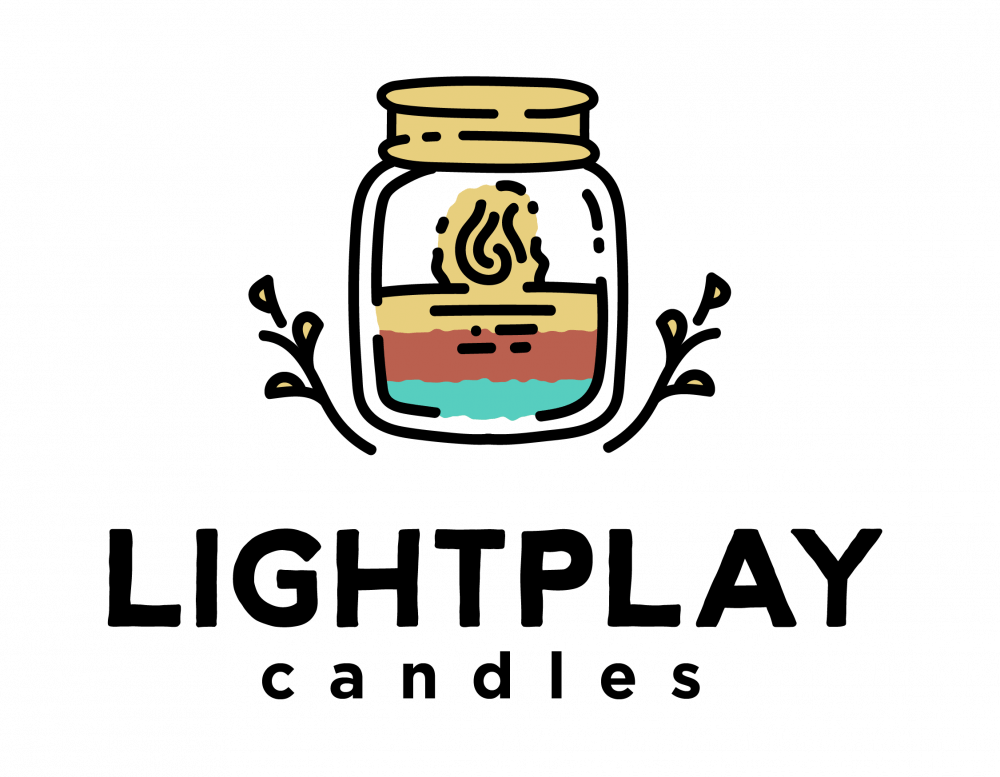 Lightplay Candles - Logo