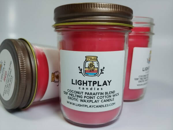 Paraffin Red Front