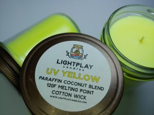 UV Yellow Paraffin Top