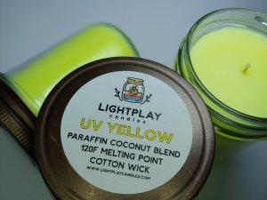 UV Yellow Paraffin Top