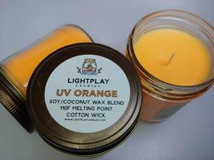 UV Orange (Blacklight) Top