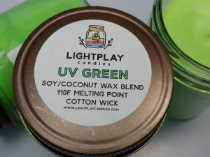 Soy Wicked UV Green - Top