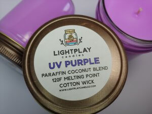 Paraffin UV Purple Wicked - Top