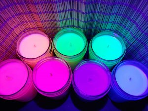 Rainbow of UV