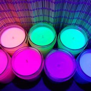 Rainbow of UV