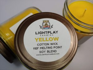 Soy Yellow Wicked - Top