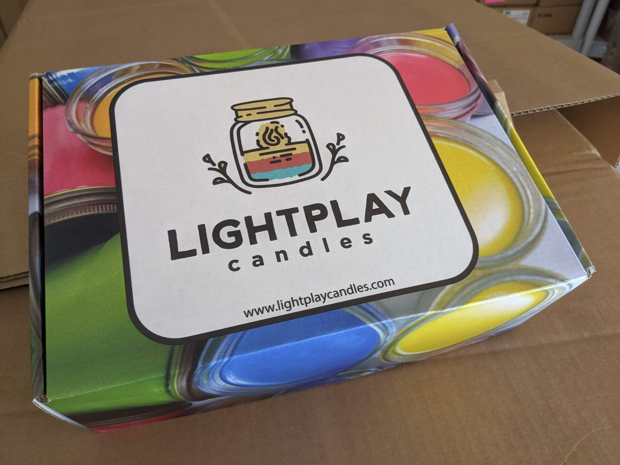 Lightplay Gift Boxes